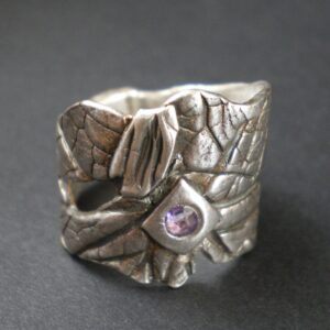 Rings with stones